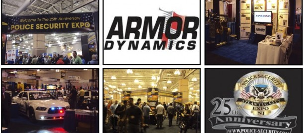 Armor Dynamics at Atlantic City Police Expo