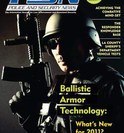 Body Armor Update 2011: Ballistic Sun Visor Makes the Cut