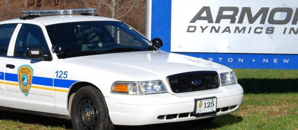 Armor Dynamics Aims to Provide Vehicle Armor for Kingston Police Department Fleet